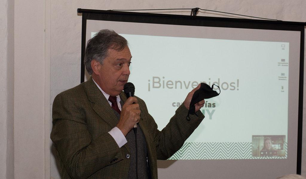 El INAC presentó las funcionalidades de la nueva aplicación Carnicería Uy en la UVC
