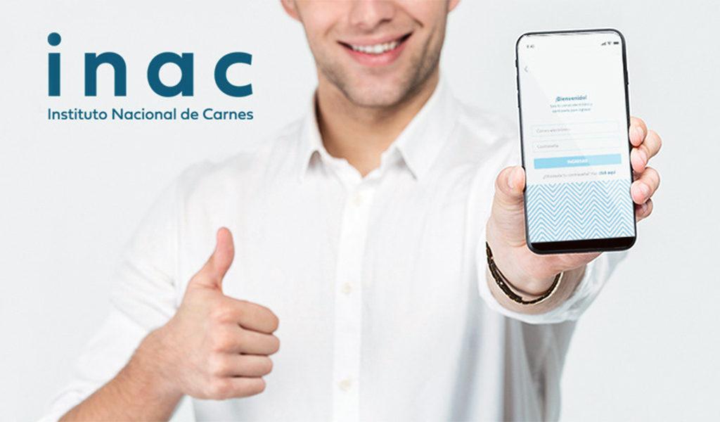 INAC habilitó nuevos mecanismos para solicitar el usuario de la app «Carnicerias UY»