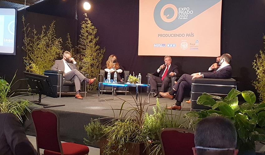 INAC interactivo en Expo Prado 2020